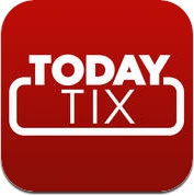 TodayTix — Last-minute Broadway & theater tickets (iPhone / iPad)