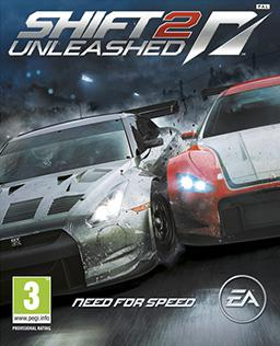 极品飞车:变速2 Need for Speed: Shift 2 Unleashed