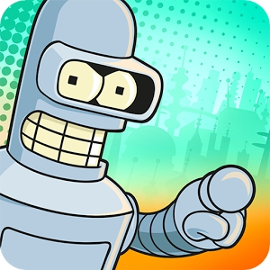 Futurama: Game of Drones (Android)