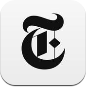 NYTimes – Breaking Local, National & World News (iPhone / iPad)