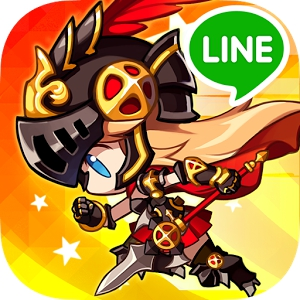LINE WIND runner (Android)