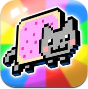 Nyan Cat: Lost In Space (iPhone / iPad)