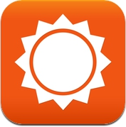 AccuWeather Platinum - 天气 (iPhone / iPad)