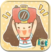Korawia Stamp by PhotoUp - Cute Stamps Frame Filter photo decoration app (iPhone / iPad)