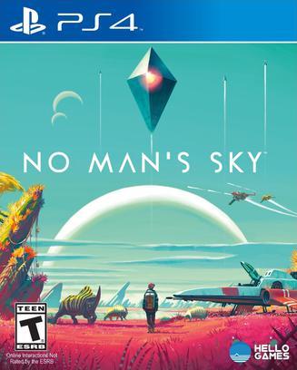 无人深空 No Man's Sky
