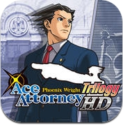 Ace Attorney: Phoenix Wright Trilogy HD (iPhone / iPad)