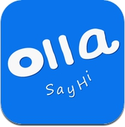 olla -Say hi to the world(no language gap) (iPhone / iPad)