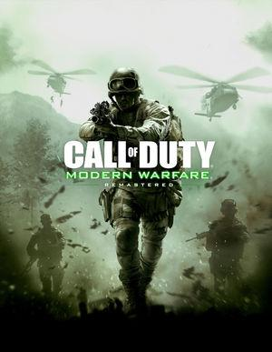 使命召唤:现代战争重制版 Call of Duty: Modern Warfare Remastered