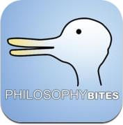 Philosophy Bites- Bite-sized Philosophy Topics (iPhone / iPad)