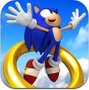 索尼克大跳跃 SONIC JUMP (iPhone / iPad)