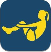 腹肌训练 (iPhone / iPad)