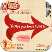 Young Person's Guide to the Orchestra by Benjamin Britten (iPad)