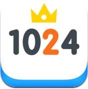 1024! 根本停不下来! (iPhone / iPad)
