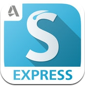 SketchBook Express for iPad (iPad)