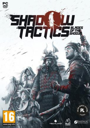 影子战术:将军之刃 Shadow Tactics: Blades of the Shogun