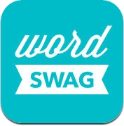 Word Swag - Cool fonts, typography generator, creative quotes, and text over pic editor! (iPhone / iPad)