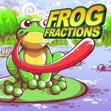 青蛙分数 Frog Fractions