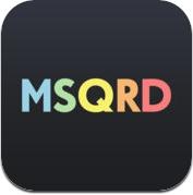 MSQRD — 适合视频自拍的实时滤镜和换脸应用 (iPhone / iPad)