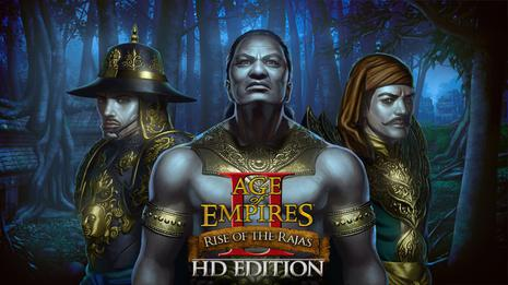 帝国时代2高清版:蛮王崛起 Age of Empires II HD: Rise of the Rajas