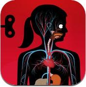 人体探秘 - Tinybop出品 (iPhone / iPad)