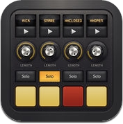 DM1 - The Drum Machine (iPad)