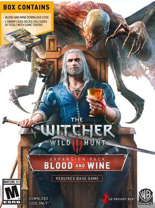 巫师3:狂猎 血与酒 The Witcher 3: Wild Hunt - Blood and Wine