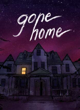 消失的家 Gone Home