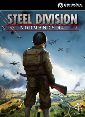 钢铁雄师:诺曼底44 Steel Division: Normandy 44