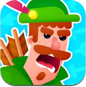 Bowmasters - Top Multiplayer Bowman Archery Games (iPhone / iPad)
