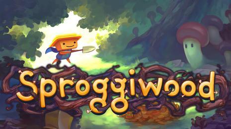 森林之神 Sproggiwood