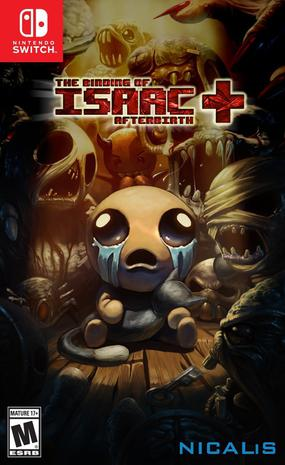 以撒的燔祭:胎衣+ The Binding of Isaac: Afterbirth+