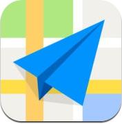 高德地图(精准地图,导航必备)-智能交通导航地图 (iPhone / iPad)