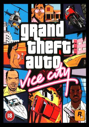 侠盗猎车:罪恶都市 Grand Theft Auto: Vice City