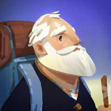 老人之旅 Old Man's Journey