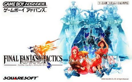 最终幻想战略版Advance Final Fantasy Tactics Advance
