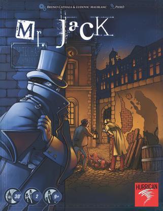 开膛手杰克/杰克先生 Mr. Jack