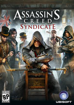 刺客信条:枭雄 Assassin's Creed: Syndicate