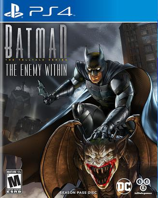 蝙蝠侠:内敌 Batman: The Enemy Within