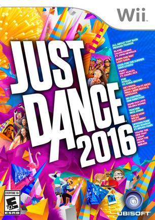 舞力全开2016 Just Dance 2016