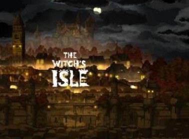 女巫的岛 the witch's Isle