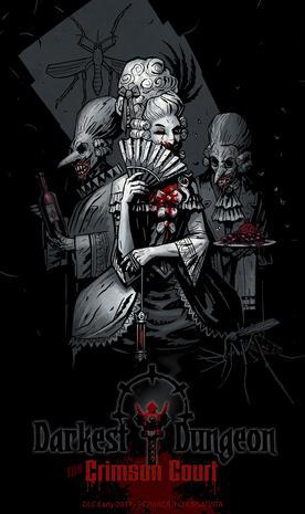 暗黑地牢:猩红宫廷 Darkest Dungeon: The Crimson Court