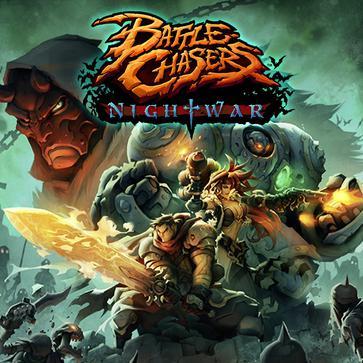 战神:黑夜战争 Battle Chasers: Nightwar