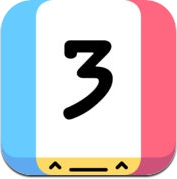 Threes! (iPhone / iPad)