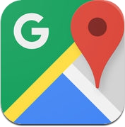 Google 地图 (iPhone / iPad)
