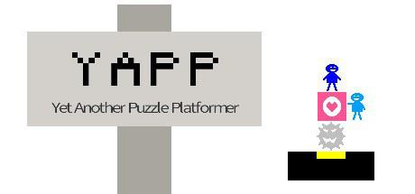 YAPP:只是另一个平台解谜游戏 YAPP: Yet Another Puzzle Platformer