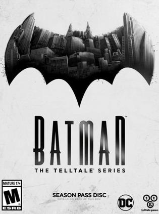 蝙蝠侠 Batman: The Telltale Series