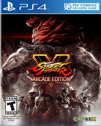 街头霸王5街机版 Street Fighter V Arcade Edition