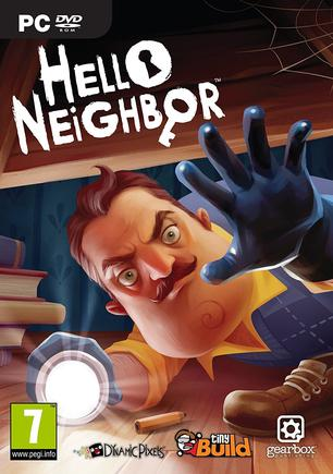 你好,邻居 Hello, Neighbor