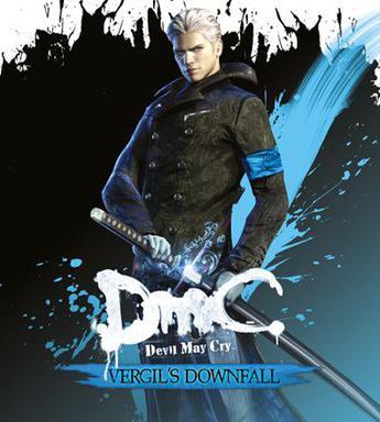 DmC:鬼泣—维吉尔的陨落 DmC: Devil May Cry - Vergil's Downfall