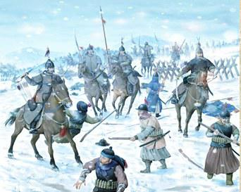 骑马与砍杀:16世纪:北半球 16th Century: Northern Hemisphere